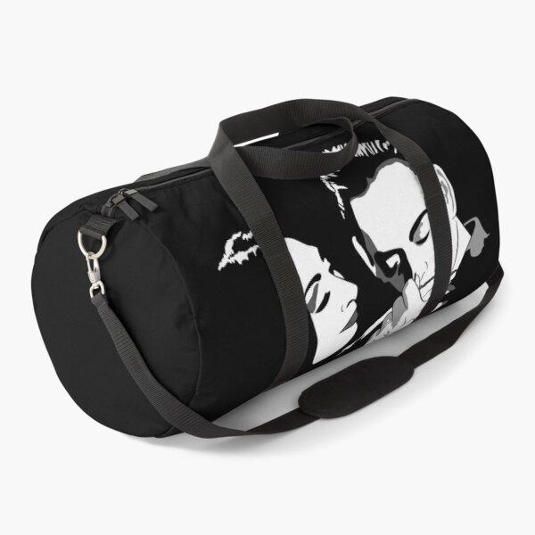 Gomez y Morticia Duffle Bag