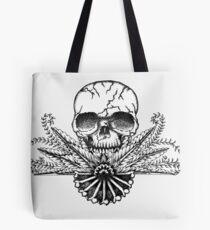 Death becomes him... Tote Bag