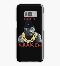 KEEP IT KRAKEN Samsung Galaxy Case/Skin