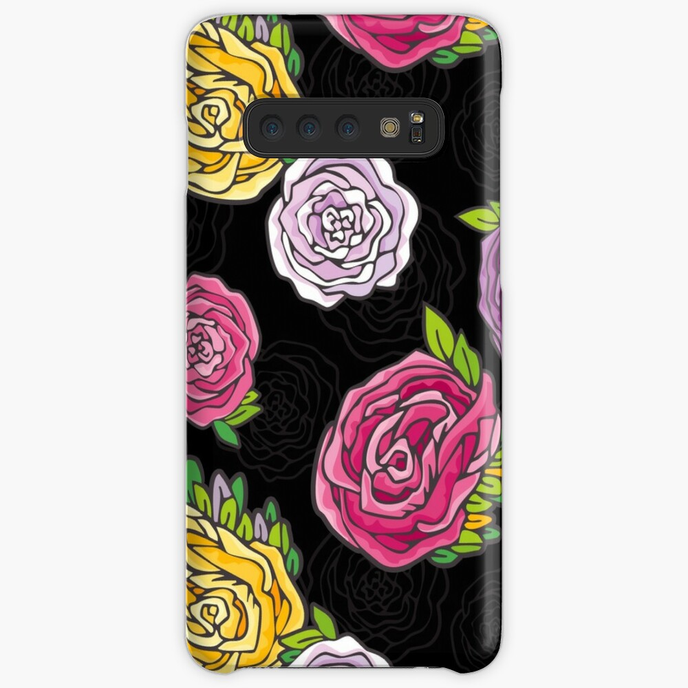 Vintage Roses Case & Skin for Samsung Galaxy