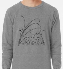 Field Of Doodle Lightweight Sweatshirt