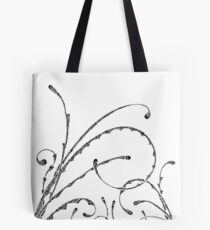 Field Of Doodle Tote Bag