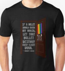 Harvey Milk Quote T-Shirt