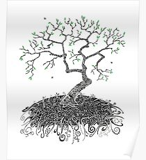 A Doodle Planted Poster