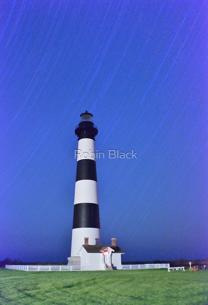 Bodie Lighthouse by Robin Black