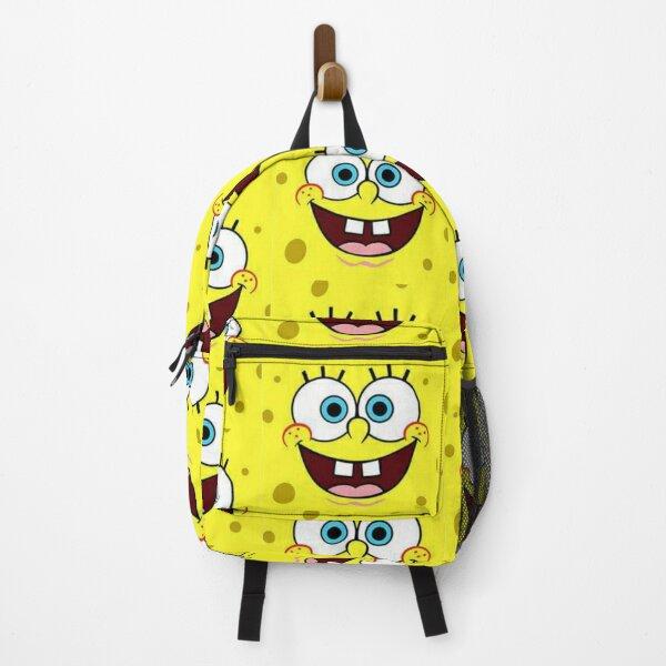 Sponge boy Backpack