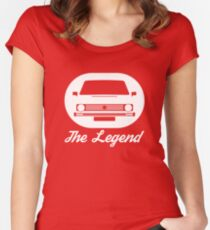 Rabbit The Legend Women's Fitted Scoop T-Shirt