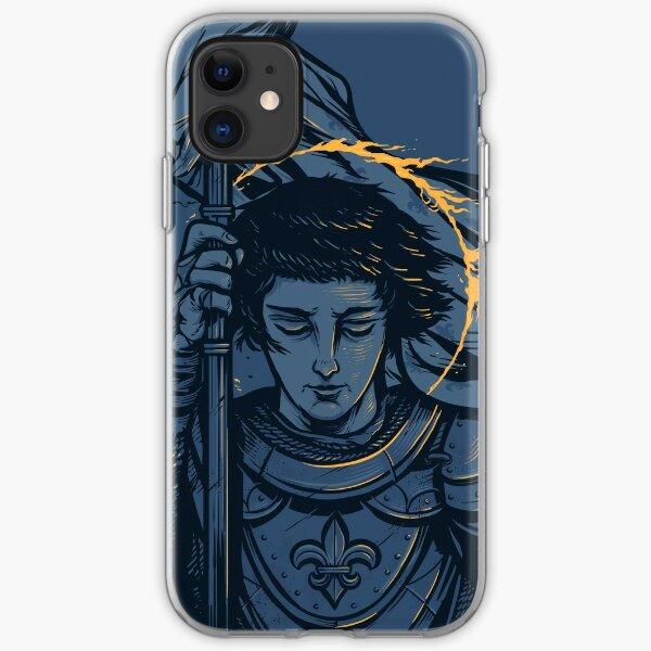 Saint Joan of Arc iPhone Soft Case