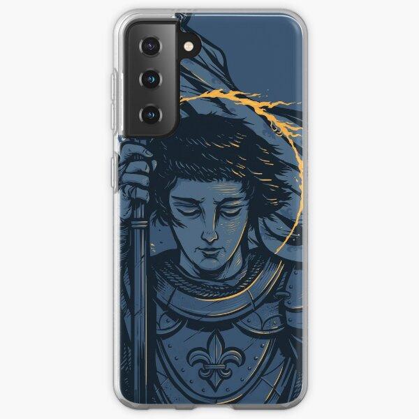 Saint Joan of Arc Samsung Galaxy Soft Case