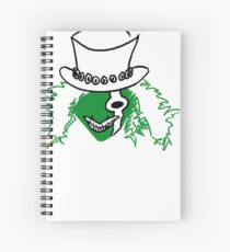 Hitcher Spiral Notebook