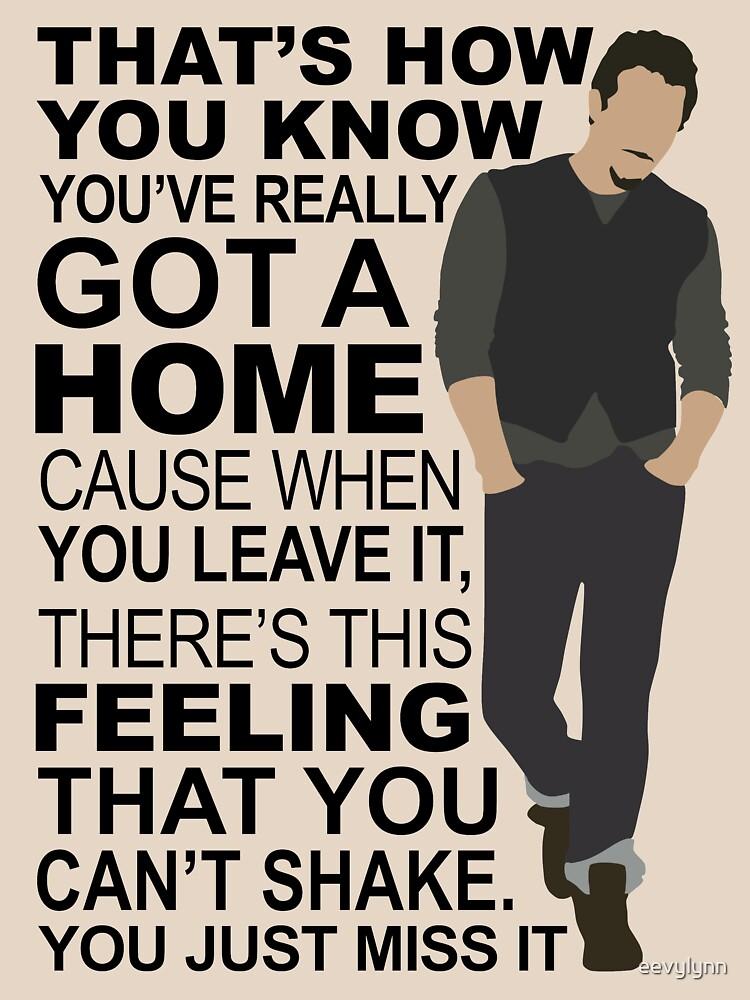 Nealfire - Feeling of Home by eevylynn