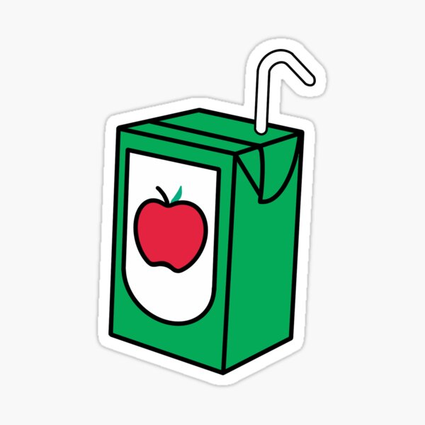 Apple Juice WWDC 2020 Sticker