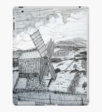 Traditional Romanian Windmill iPad case iPad Case/Skin
