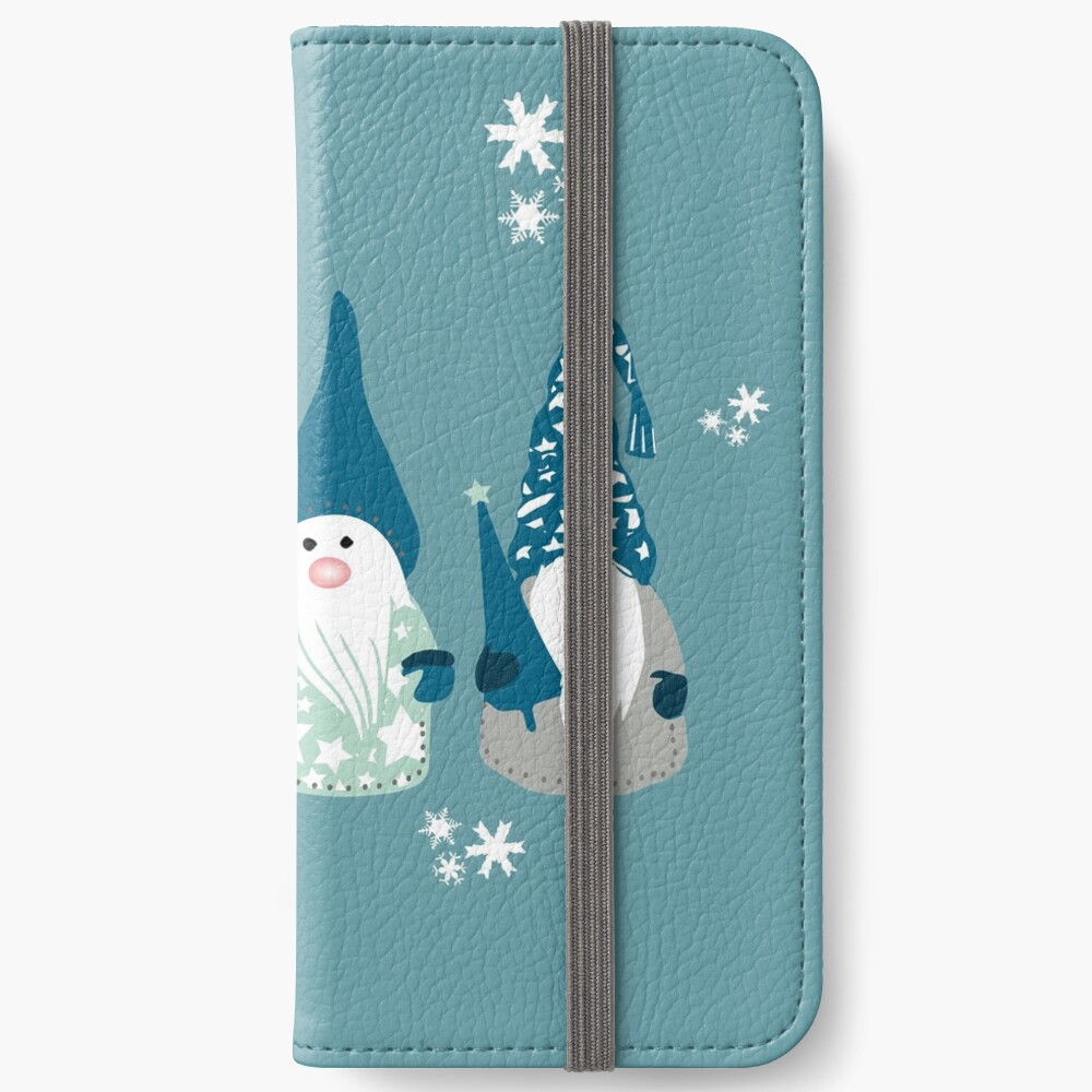 Trio of Gnomes  iPhone Wallet