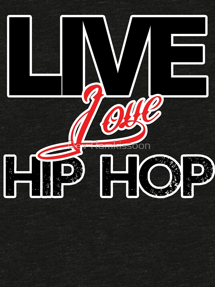Live. Love. Hip Hop. by Brownman