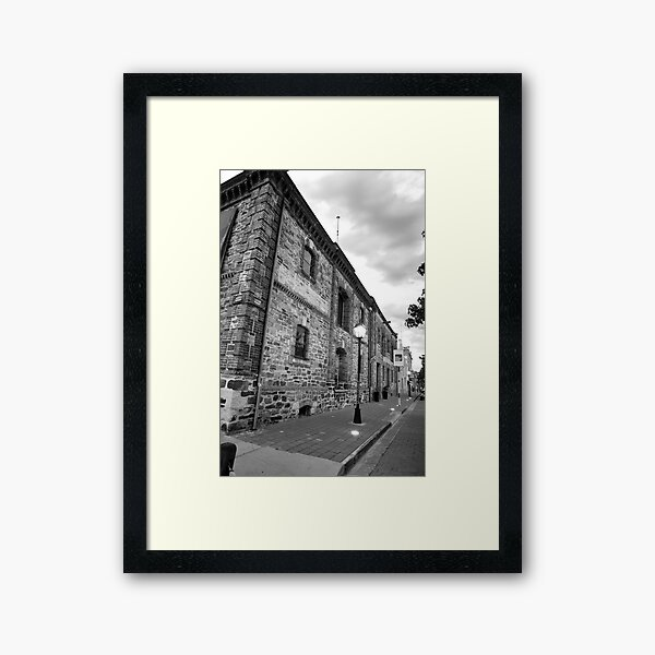 South Australian Maritime Museum Framed Art Print