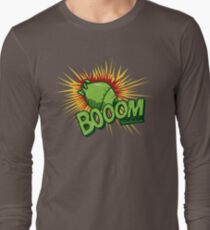 Booom Long Sleeve T-Shirt