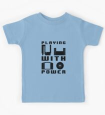 Playing With Power Black Kids Clothes