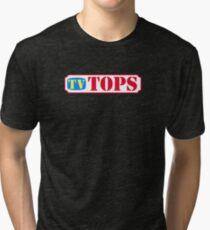 TV Tops Tri-blend T-Shirt