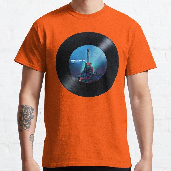 Rising Tide Blues  - Vinyl Disc Classic T-Shirt