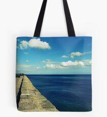Carlyon Bay, Cornwall Tote Bag