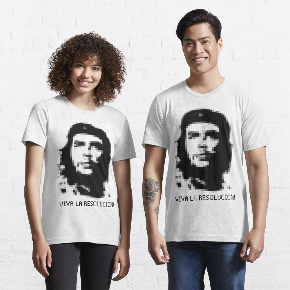 Che Guevara - Viva la Resolucion! Essential T-Shirt