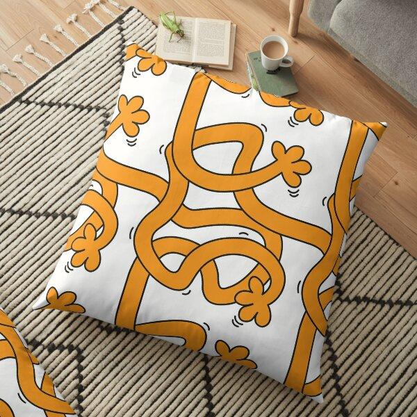 Mr Tickleton Arms Floor Pillow