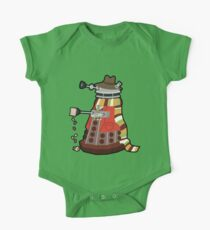 Daleks in Disguise - Fourth Doctor One Piece - Short Sleeve