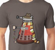 Daleks in Disguise - Fourth Doctor Unisex T-Shirt
