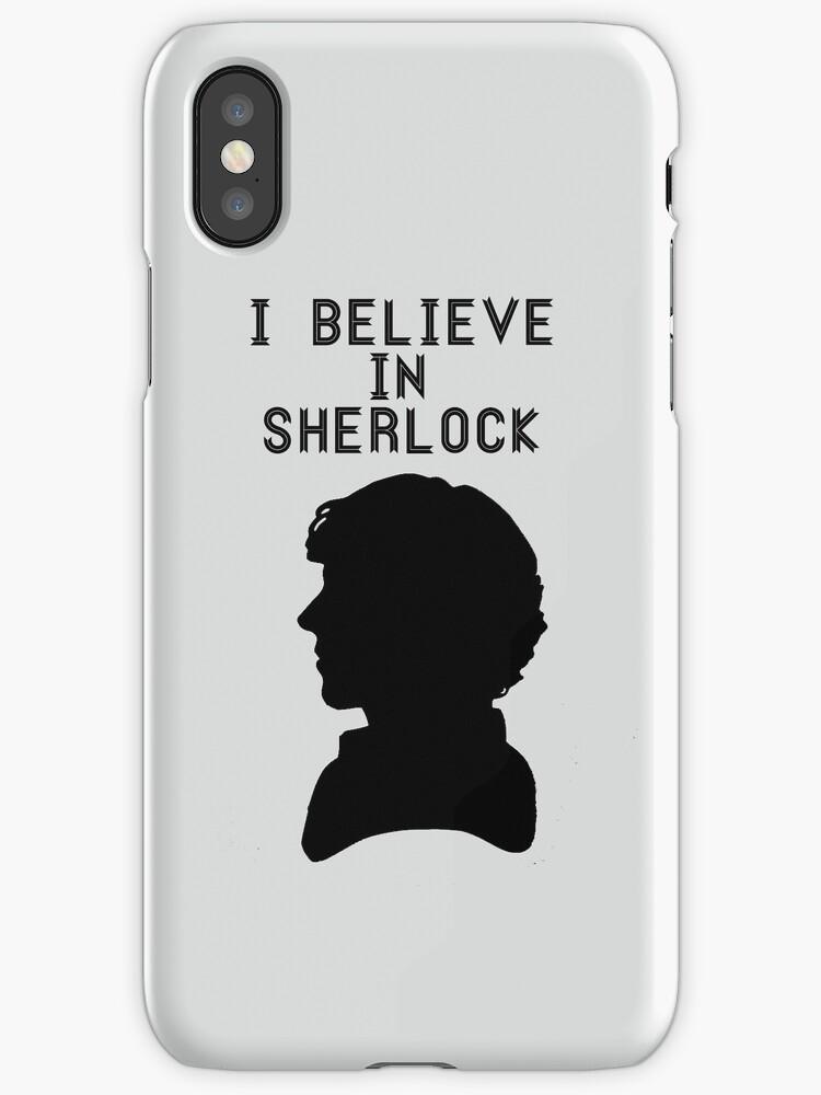 I Believe in Sherlock by deanlosechester