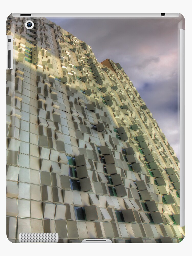 Building Blocks 01 iPhone/iPad Case by ManateesDesign