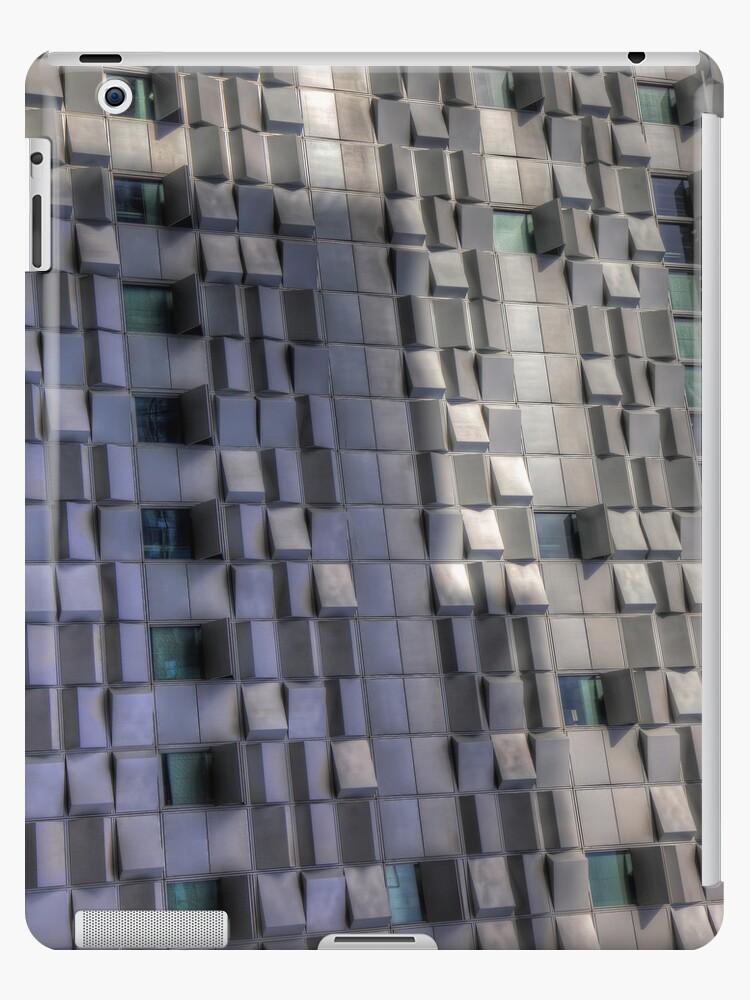 Building Blocks 02 iPhone/iPad Case by ManateesDesign
