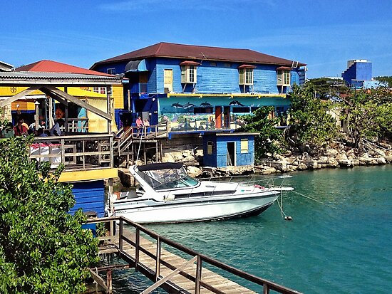 Montego Bay, Jamaica by fauselr