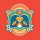Liebe Vögel von murphypop