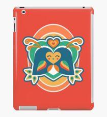 Liebe Vögel iPad-Hülle & Skin