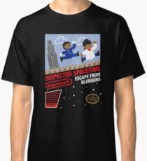 8-Bit Inspector Classic T-Shirt