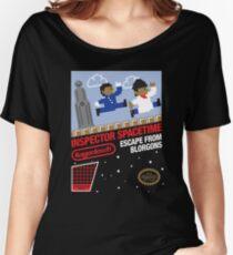 8-Bit Inspector Women's Relaxed Fit T-Shirt
