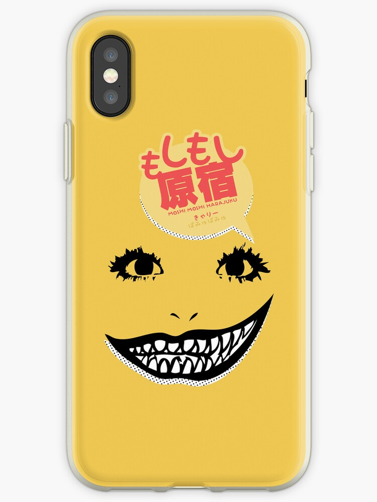 check out 9ce2b bf466 'Moshi Moshi Harajuku (Phone Case)' iPhone Case by pinkbook