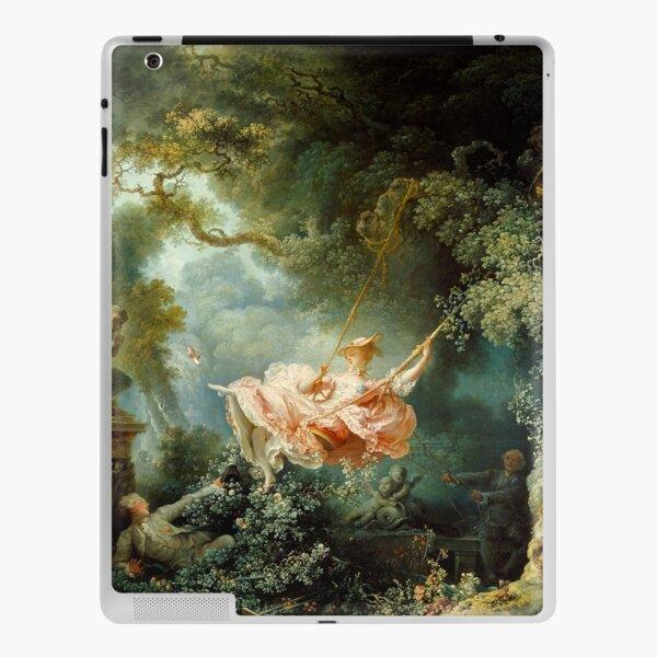 The Swing-Jean-Honore Fragonard iPad Skin
