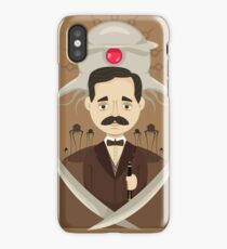 H. G. Wells iPhone Case