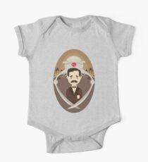 HG Wells Body - Manches courtes