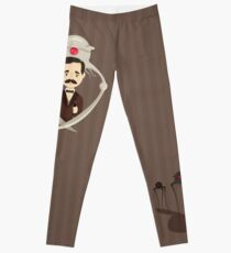H. G. Wells Leggings