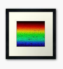 Sunlight  - Full Emission Spectrum Framed Print