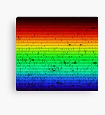 Sunlight  - Full Emission Spectrum Canvas Print