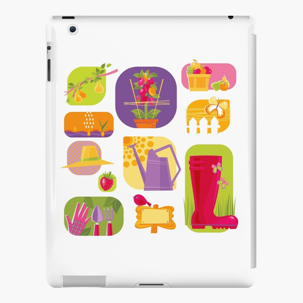 Summer Farm iPad Case & Skin