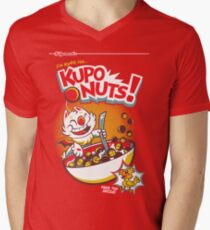 Kupo Nuts Men's V-Neck T-Shirt