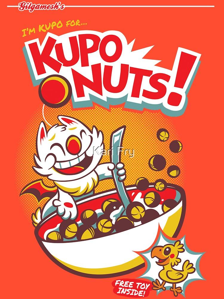 Kupo Nuts by misskari
