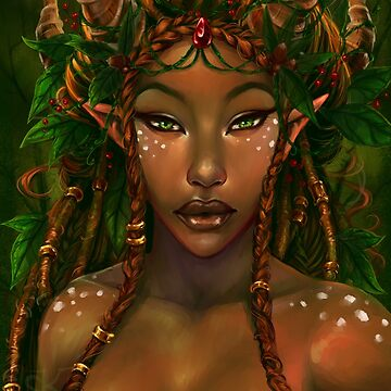 Queen of the Forests by FaerytaleWings