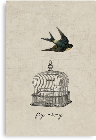 fly away by beverlylefevre