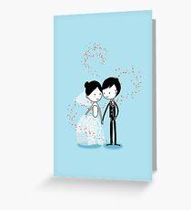 Wedding Day Greeting Card